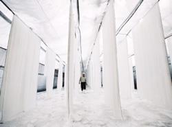 瞬間空中結晶製塩法